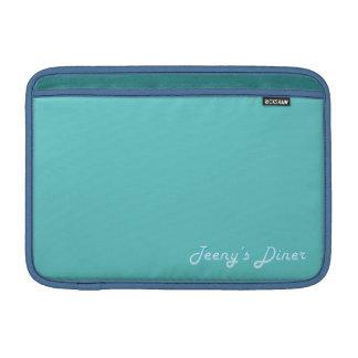 Teeny's Diner Logo MacBook Air Sleeve