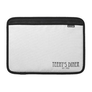 Teeny's Diner MacBook Air Sleeve