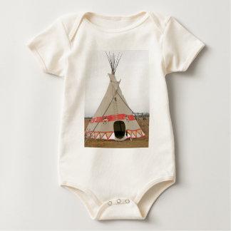 Teepee Baby Bodysuit