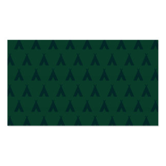 teepee greens business cards