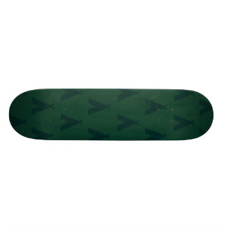 teepee greens skate deck