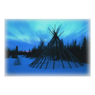 teepees poster