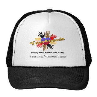 Tees4needs, www.zazzle.com/tees4needs mesh hats
