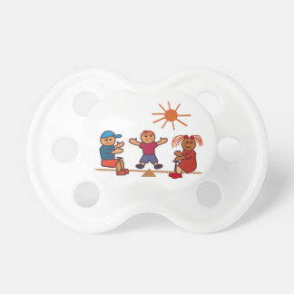 Teeter-Totter Kids Pacifier