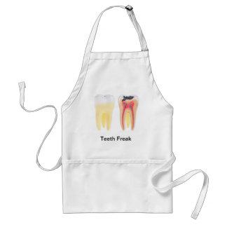 Teeth Anatomy Adult Apron