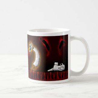Teeth Classic White Coffee Mug