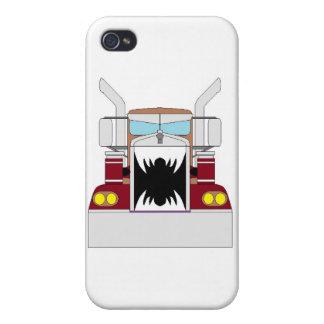 teeth truck iPhone 4/4S case