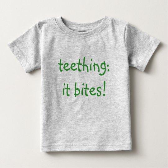 teething... baby T-Shirt