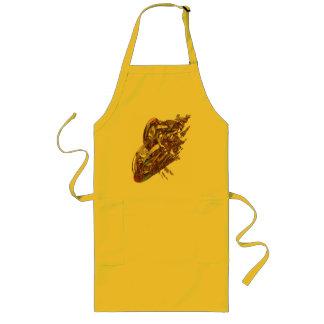 Teezers 070 long apron