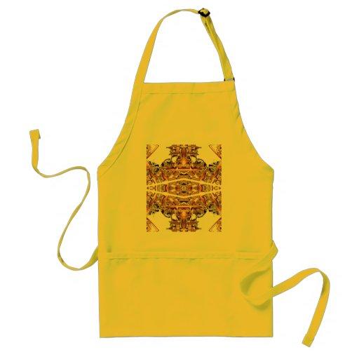 Teezers 344 adult apron