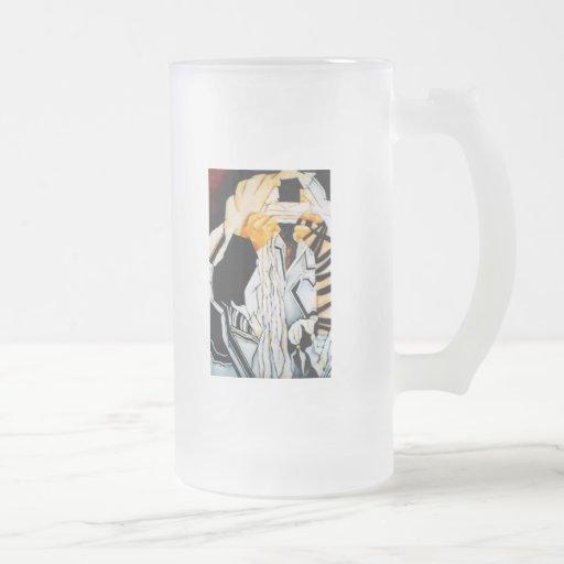 Tefillin Coffee Mugs