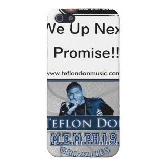 Teflon Don-M.E.M.P.H.I.S. Grizzlies CUSTOM PHONE iPhone SE/5/5s Case