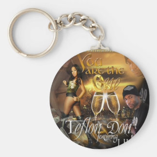 Teflon Don- You Are The One Keychain