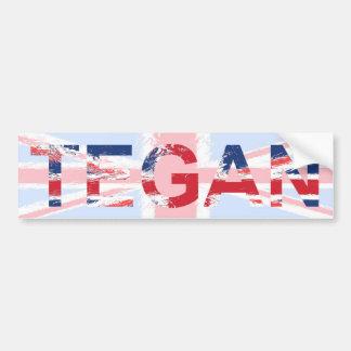 Tegan Bumper Sticker
