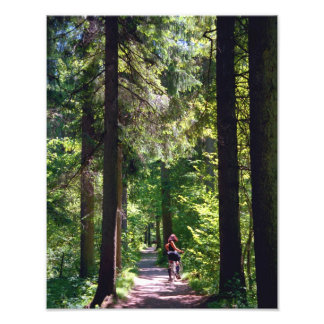 Tegernsee Trail Photo Print