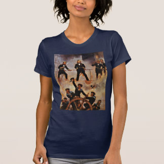 Tegetthoff Admiral At The Battle Of Lissa Tee Shirts