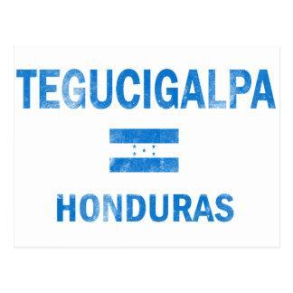 Tegucigalpa Honduras Designs Postcard