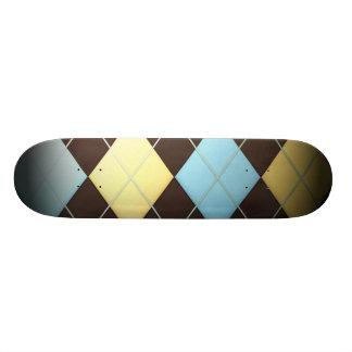 TEH Argyle Skate Deck