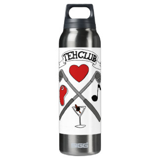 Teh Club Thermos Water Bottle
