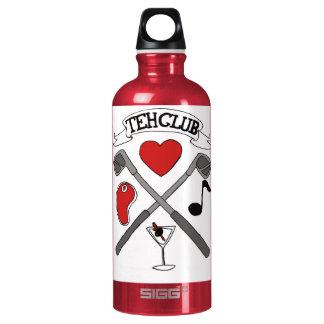 Teh Club Water Bottle