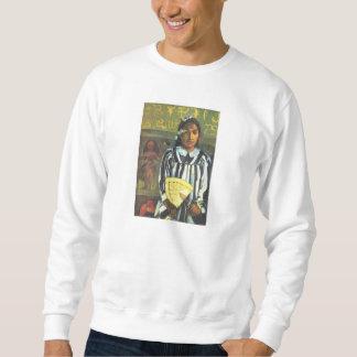 'Tehamana Has Many Ancestors' - Gauguin Sweatshirt
