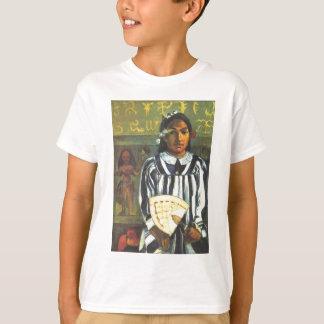 'Tehamana Has Many Ancestors' - Kid's T-Shirt