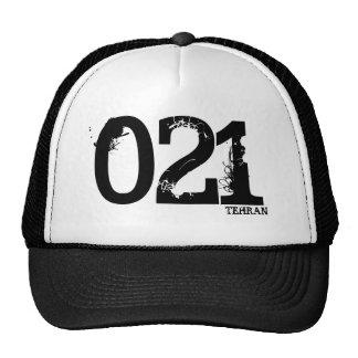 Tehran 021 Cap Hat