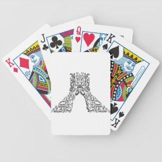tehran 1 card deck