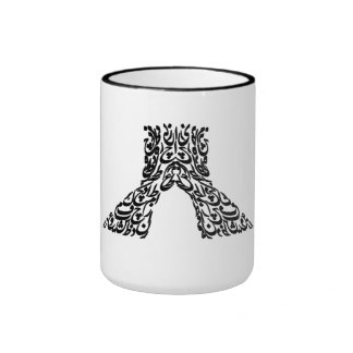 tehran 2 coffee mug