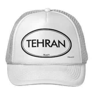 Tehran, Iran Trucker Hat
