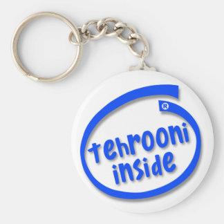 Tehrooni Inside Keychain