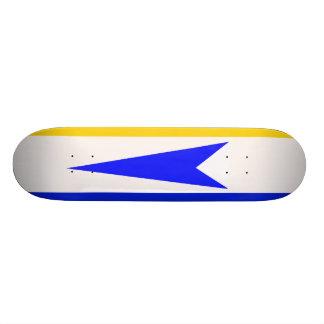 Tehueltxe, Chile Skateboard Deck