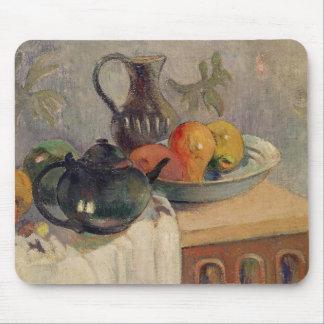 Teiera, Brocca e Frutta, 1899 Mouse Pad