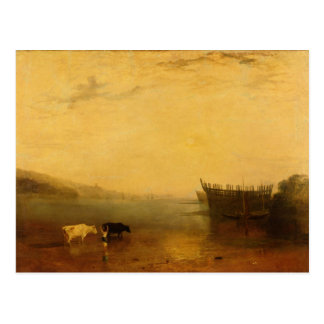 Teignmouth Harbour, c.1812 Postcard