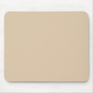 Teint Neutral Skin Beige Solid Color Background Mouse Pad