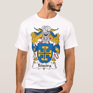 Teixeira Family Crest T-Shirt