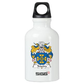Teixeira Family Crest Water Bottle