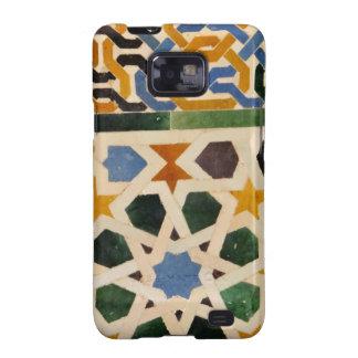 Teja #3 de la pared de Alhambra Samsung Galaxy S2 Fundas