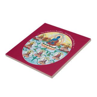 Teja - 8 la medicina Buddhas - amos curativos