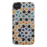 Teja #9 de la pared de Alhambra iPhone 4 Case-Mate Cobertura