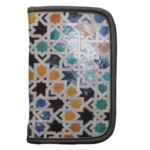 Teja #9 de la pared de Alhambra Planificadores