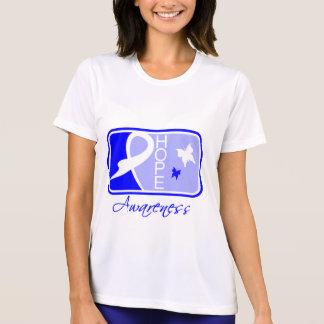 Teja Ankylosing de la conciencia de la esperanza Tee Shirt