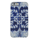 Teja de Azulejo del Moorish Funda De iPhone 6 Barely There
