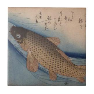 Teja de Ichiryusai Hiroshige