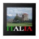 Teja de Italia/de Italia