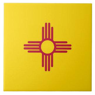 Teja de la bandera del estado de New México