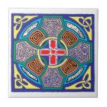 Teja de la cruz céltica