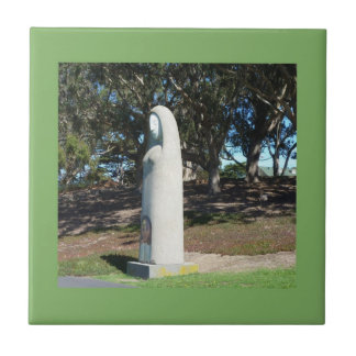 """Teja de la estatua de la """"paz"""""""