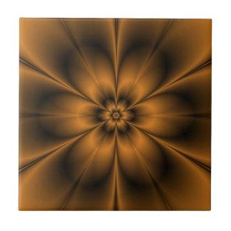 Teja de la flor del oro