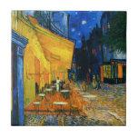 Teja de la terraza de Van Gogh Café